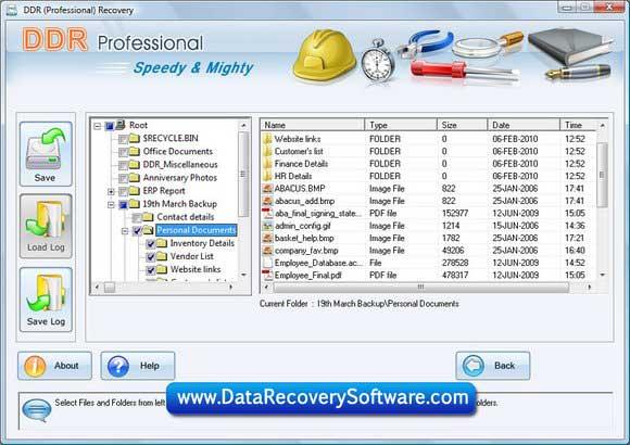 Recuperare File Cancellati 4.0.1.6